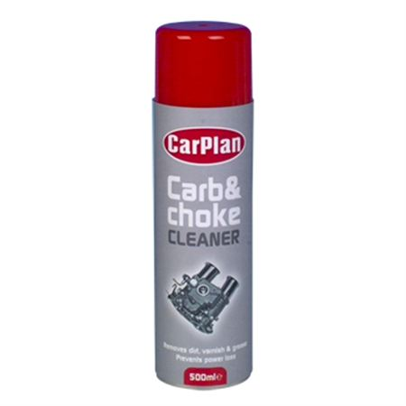 Carb & Choke Cleaner - Aerosol - 500ml - T5CCN500 - Aftermarket
