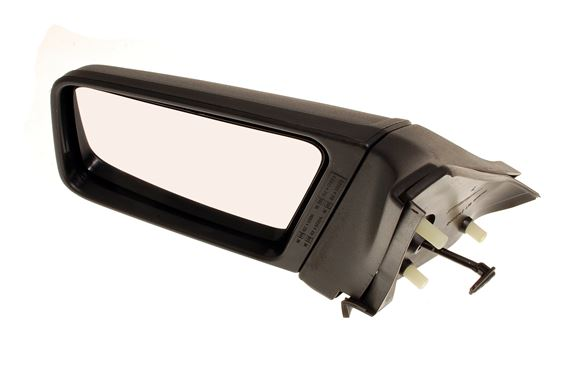 Exterior Mirror Assembly - Convex - RHD - LH - CRB10163 - Genuine MG Rover