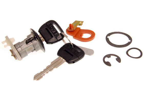 Lock assembly-door - CWC102240 - Genuine MG Rover
