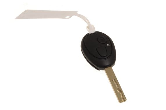Key & Unit Assembly - Immobilisation - 433 MHz - High Power - CWD000060 - Genuine MG Rover