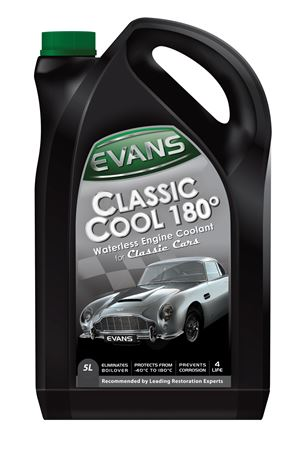 Evans Classic Cool 180 - Waterless Coolant - 5 Litre - RX1672