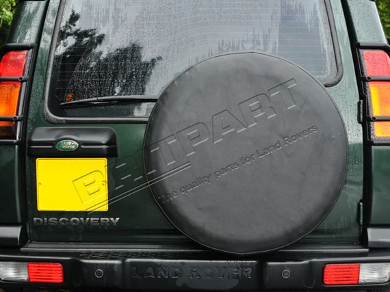 Vinyl Spare Wheel Cover - 235 x 70 x 16/255 x 55 x 18 - RD1113255BP