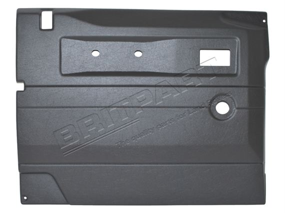 Door Casing Front Manual Window LH Dark Grey - LL1417GREY - Aftermarket