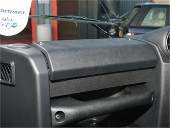 Defender 2007 on Glove Box and Cubby Box