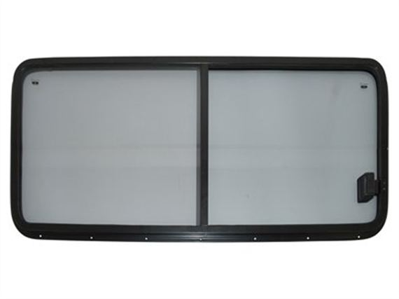 Window Kit Sliding Grey Glass Deluxe - LL1136BPGREYDL - Aftermarket