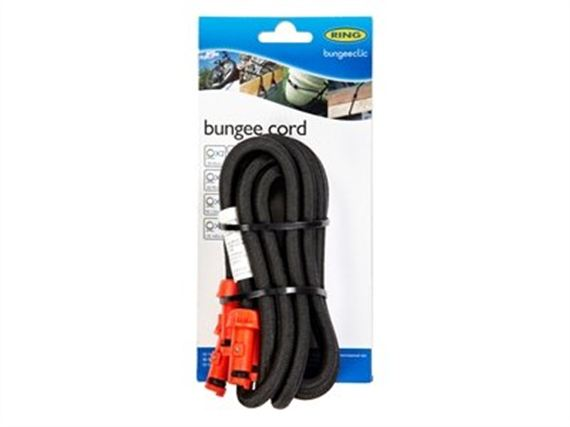 Load Securing System Bungee Cord 120-160cm (twin pack) - RX1745120 - Bungeeclic