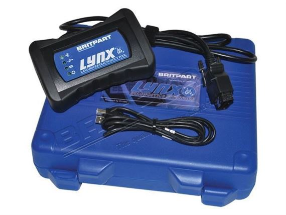 Series 2 and 3 Lynx Pro Diagnostic Tool - Britpart