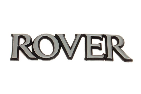Badge-Rover - bright - Genuine MG Rover