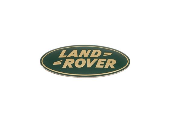 Decal Land Rover Oval - DAG100330 - Genuine