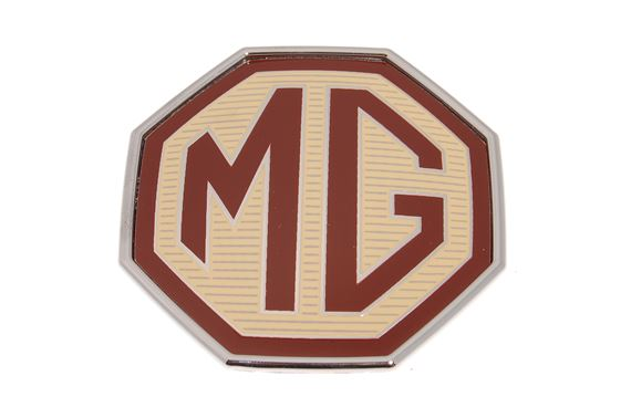 BADGE BLACK FINISH DAT000100PMA GENUINE MG ROVER MG ZT BOOT DECAL