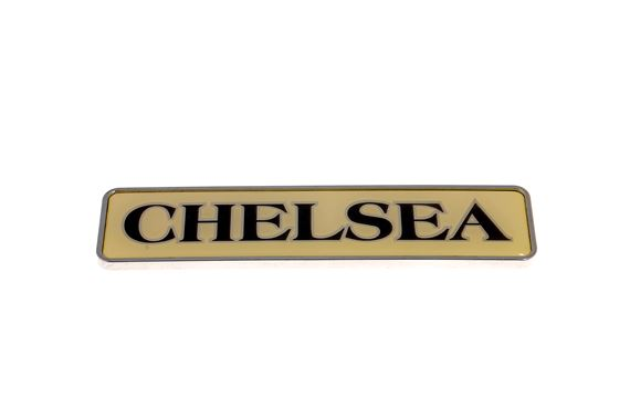 Rover 100 Badge - Chelsea - DAM100610MMM - Genuine MG Rover