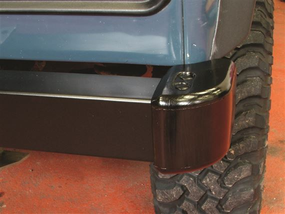 Defender 2007 on Bumper