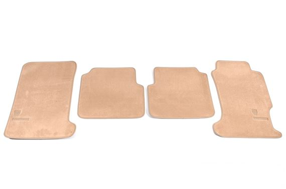 Rover 600 Carpet Floor Mats