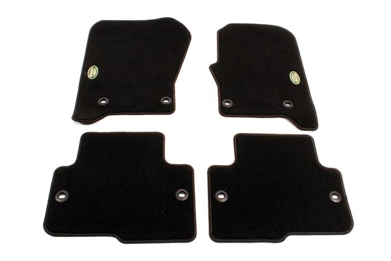 Discovery 3 Carpet Footwell Mats