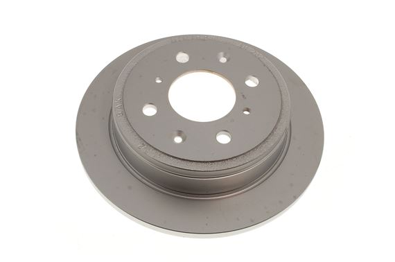 Rear Brake Disc - Solid - EGP1254 - Genuine MG Rover