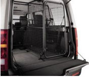 Discovery 3 Cargo Barriers/Dog Guards