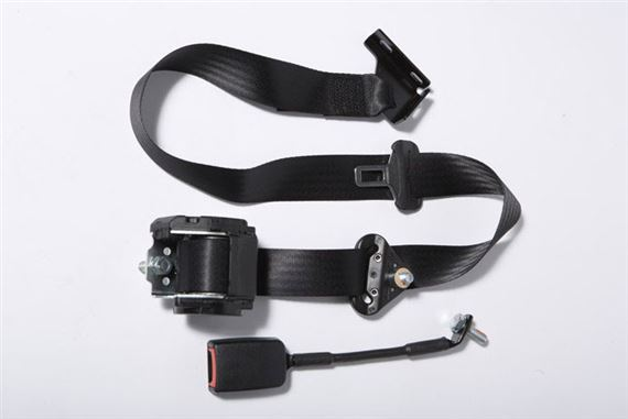 Exmoor Trim - Series 2 and 3 - Front 4 Door Reel and Buckle Belts
