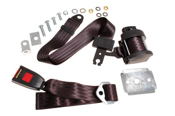 Exmoor Trim - Series 2 and 3 - 3 or 4 Point Centre Seat Belt