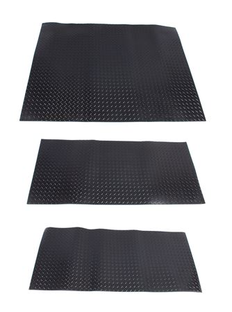 Insulation Matting Kit Rear (3 pc) - EXT00914 - Exmoor