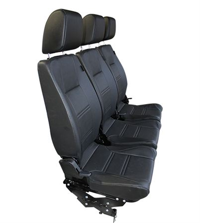 Exmoor Trim - Defender Premium High Back Second Row Full Seat Sets