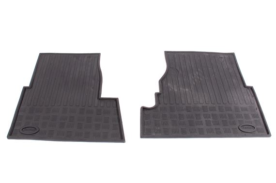 Exmoor Trim - Series 2 and 3 - Floor Mats