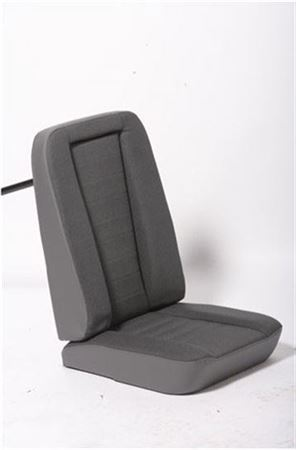 Exmoor Trim - Defender - Nylon Seat Covers - Classic Low Back 2nd Row