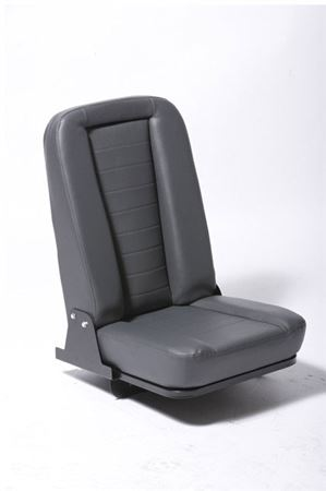 Exmoor Trim - Defender - Nylon Seat Covers - Inward Facing Fold Up