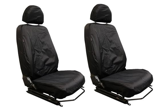 Exmoor Trim - Defender - Nylon Seat Covers - Front Outer TD4