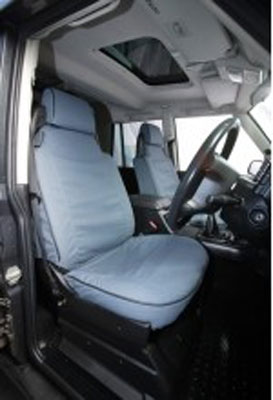 Exmoor Trim - Discovery 2 - Canvas Seat Covers