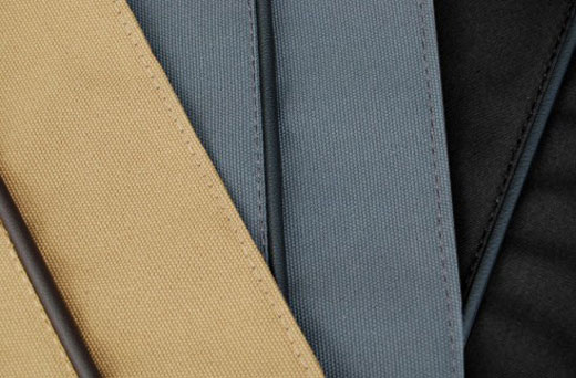 Exmoor Trim - Defender - 60/40 Canvas Seat Covers - Pre 2007