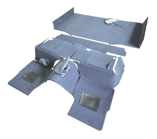 Exmoor Trim - Defender - 90 Inch LT77 and LT85 Full Vehicle Carpet Set