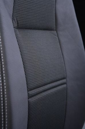 Exmoor Trim - Defender - LH Lock and Fold Seats