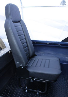 Exmoor Trim - Series 2 and 3 - LH Forward Fold Up Seats