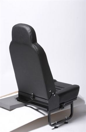 Exmoor Trim - Defender - LH Forward Facing Fold Up Seats