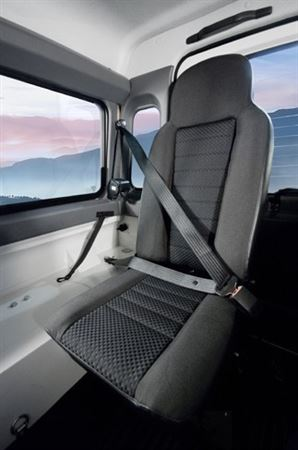 Exmoor Trim - Series 2 and 3 - RH Forward Fold Up Seats
