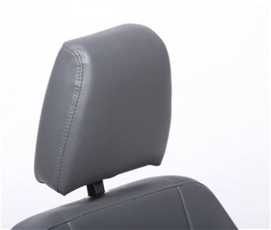 Exmoor Trim - 90-110 Defender - Complete Front Outer Headrests