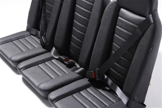 Exmoor Trim - Defender - Classic High Back 2nd Row Seats