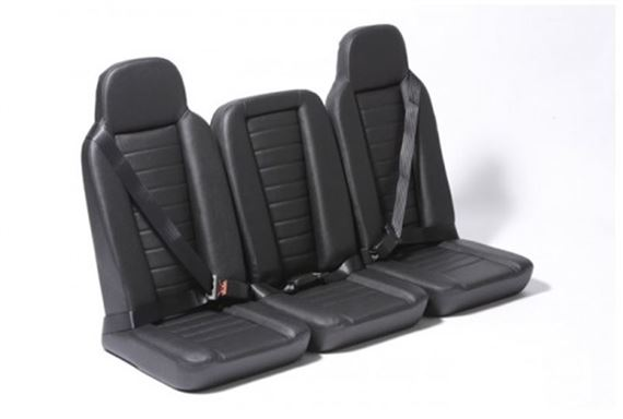 Series 2 and 3 Replacement Seats - 2nd 3rd and Middle Row Seats