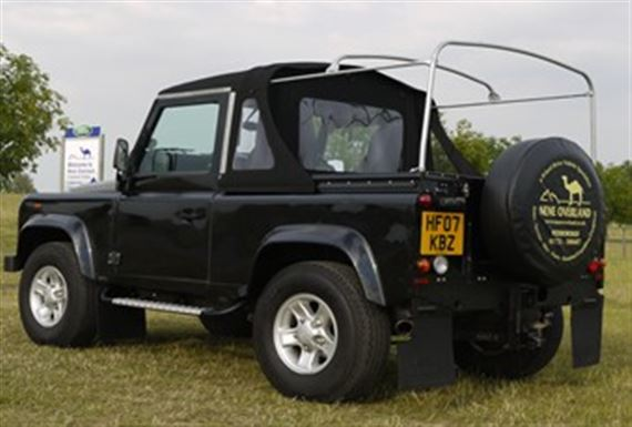 Exmoor Trim - Defender - 3 in 1 Hoods