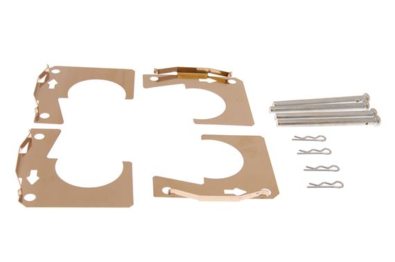 Brake Pad Fitting Kit - GBK5914 - TRW