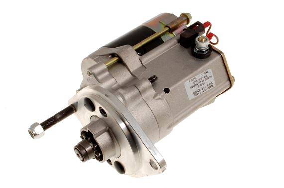 Uprated Hi Torque Starter Motor Geu4459ur Rimmer Bros