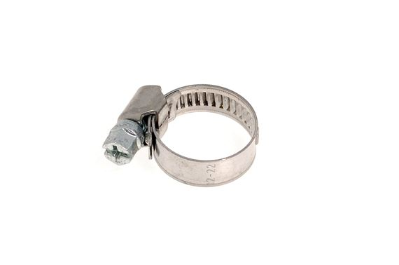 Hose Clips - Stainless Steel - Metric