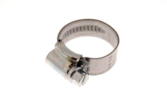Hose Clip Steel Band Type - 16-27mm - GHC608