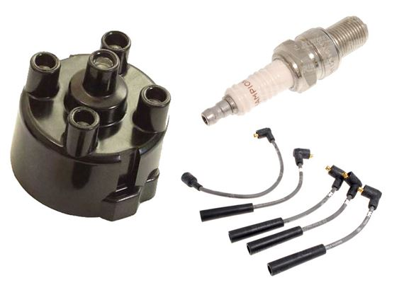 Series 2 and 3 Ignition Components - Lucas Only