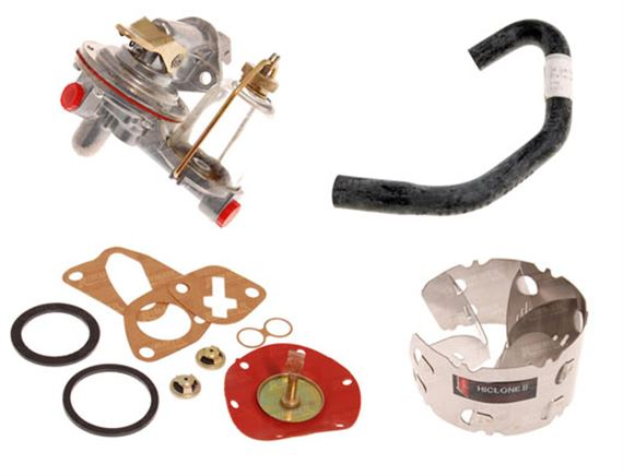 Series 2 and 3 Fuel System