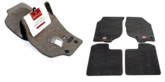 Rover 200/25/MG ZR Floor Mats