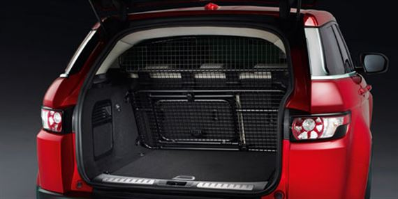 Range Rover Evoque Loadspace Protection