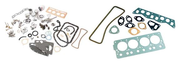 Triumph Herald Engine Gaskets and Oil Seals