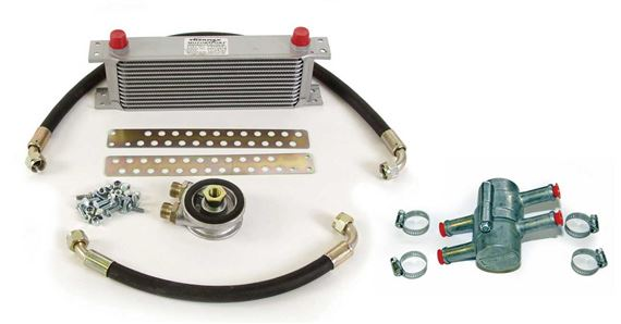 Triumph Herald Oil Cooler Kit