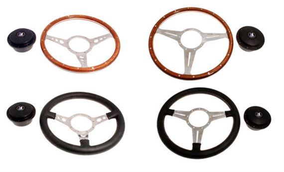 Triumph Stag Steering Wheels